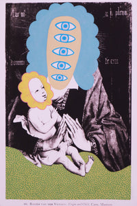 Alan Rogerson - Virgin and Child No.4