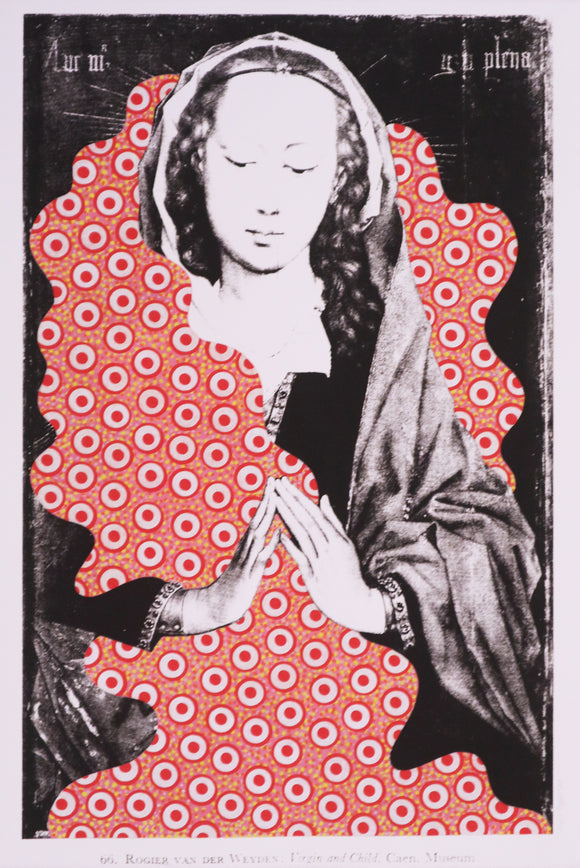 Alan Rogerson - Virgin and Child No.6