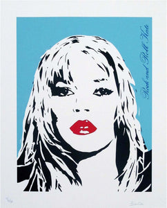 Bambi - Rock and Roll Kate (Kate Moss) - Turquoise
