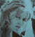 David Studwell - Brigitte Bardot Powder Blue Diamond Dust (Canvas)