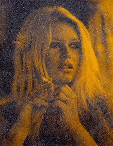 David Studwell - Brigitte Bardot (Orange)