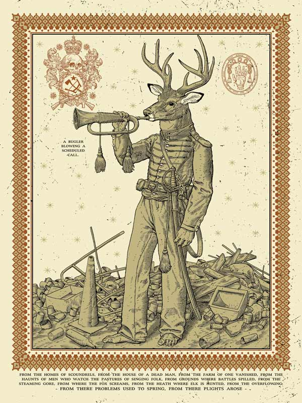 Ravi Zupa - From The Overflowing: Bugler