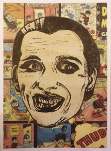 RattyCatCat - Dave Vanian (Comic Strip)
