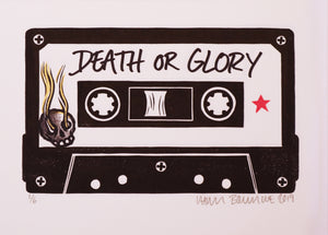 Chris Bourke - Death Or Glory