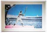 David Studwell - Elton John: Home Run - Dodger Stadium 1975 (Framed)