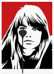 Pure Evil - Francoise Hardy - Jacques Dutronc's Nightmare (Red and Black Edition)