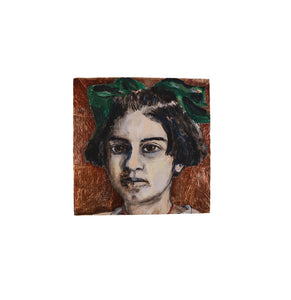 Renee Spierdijk - Mexican Girl (Frida Kahlo as a Child)