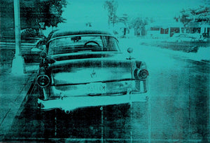 David Studwell - Green Car (Havana Series)