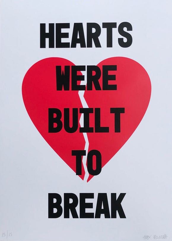 Alex Bucklee - Hearts Were Built To Break