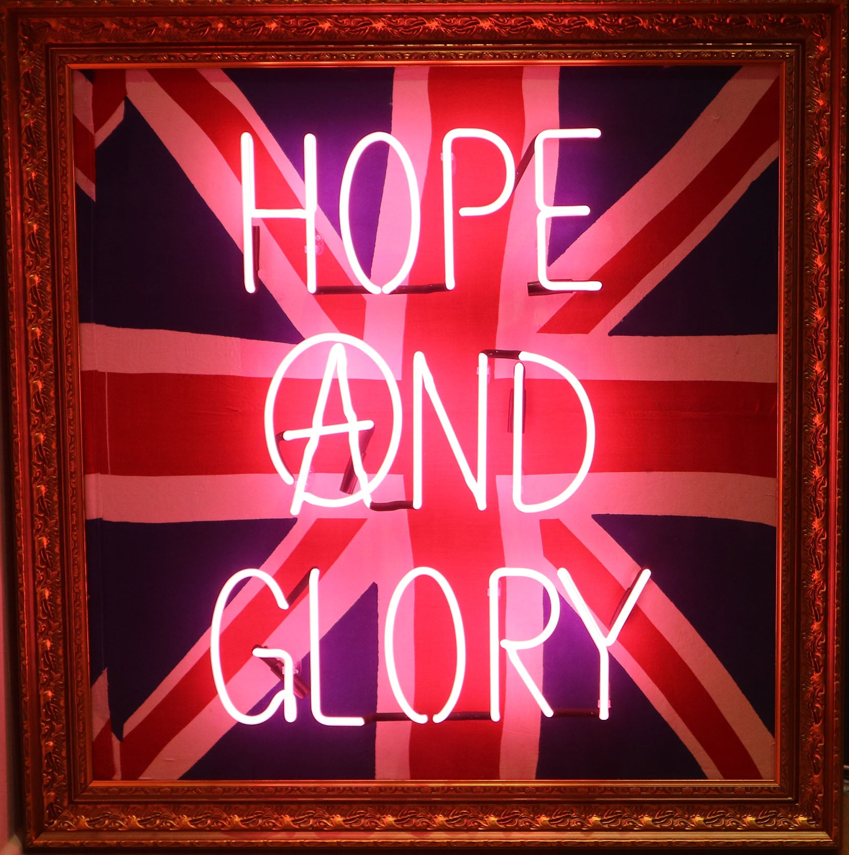 Illuminati Neon - Hope and Glory (Neon)