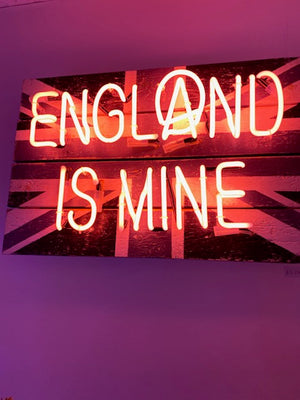 Illuminati Neon - England Is Mine Neon