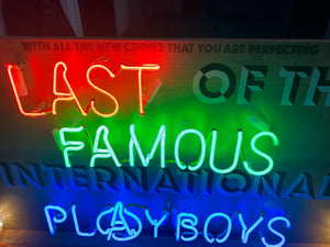 Illuminati Neon - Last Of The International Playboys