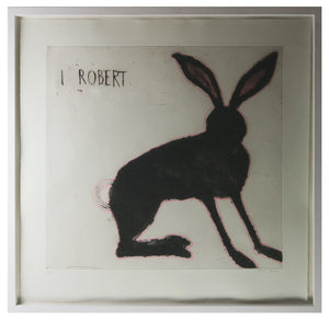 Kate Boxer - I, Robert (Framed)