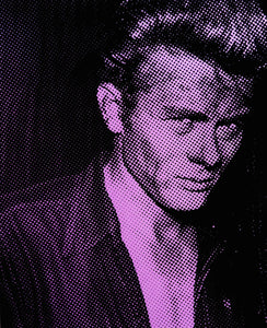 David Studwell - James Dean Purple