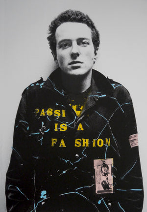David Studwell - Joe Strummer: The Future is Unwritten (Co-signed)