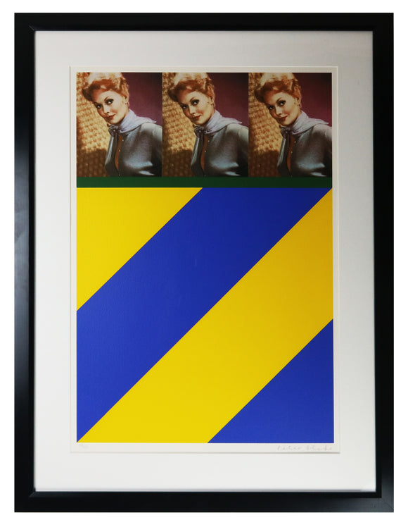 Peter Blake - Kim Novak (Framed)