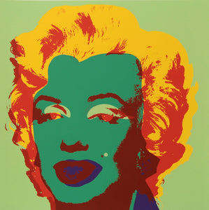 Andy Warhol / Sunday B Morning - 11.25: Marilyn Monroe