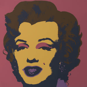 Andy Warhol / Sunday B Morning - 11.27: Marilyn Monroe