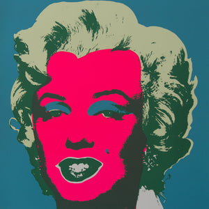 Andy Warhol / Sunday B Morning - 11.30: Marilyn Monroe