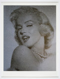 David Studwell - Marilyn Monroe (Smokey Blue)
