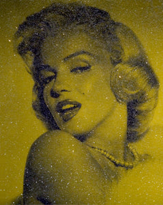 David Studwell - Marilyn Monroe (Yellow)