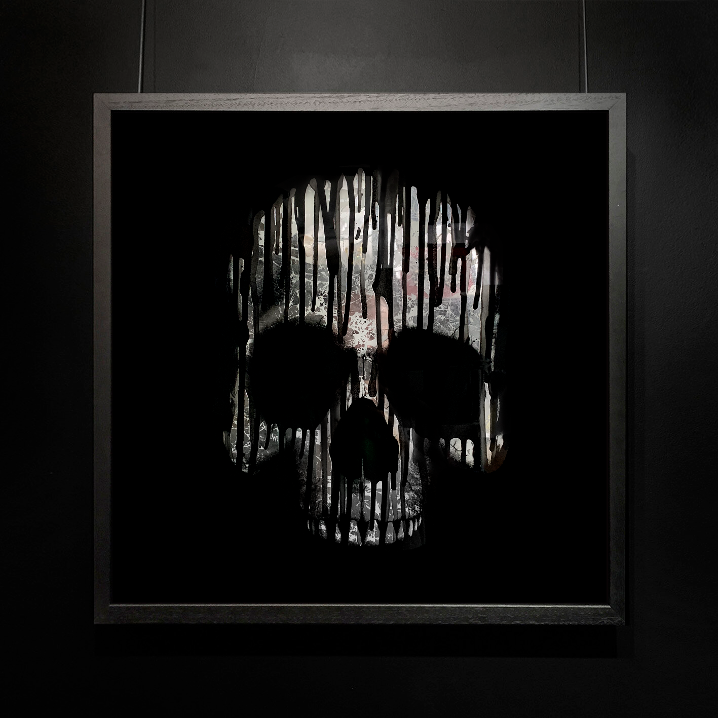 Mark Petty - The Architect of Extinction 3 - Silver Skull