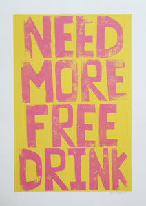 Alan Rogerson - Need More Free Drink