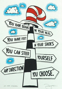 Barry D Bulsara - Dr. Seuss Oh The Places!