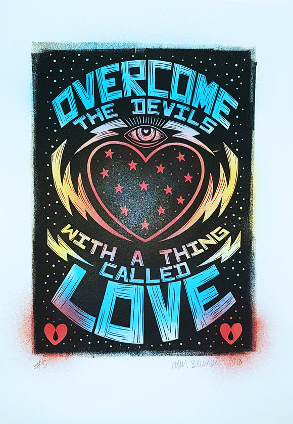 Chris Bourke - Overcome The Devils With A Thing Called Love (3)