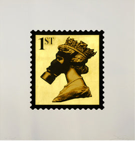 Jimmy Cauty - Stamps of Mass Destruction 10 Years On Legacy Edition (Gold)