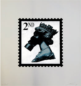 Jimmy Cauty - Stamps of Mass Destruction 10 Years On Legacy Edition (Silver)