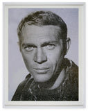 David Studwell - Steve McQueen (Smokey Blue)