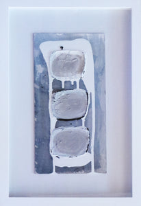 Clare Wardman - Sail Loft series - Template Shapes 6 (Framed)