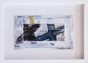 Clare Wardman - Sail Loft series - Template Twins (Framed)