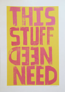 Alan Rogerson - This Stuff Need Need