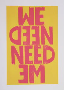 Alan Rogerson - We Need Need We