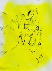 Charlotte Cooper - Yes No Neon