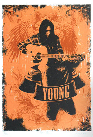 Barry D Bulsara - Neil Young (Wings)