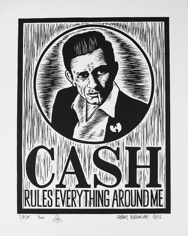 Chris Bourke - Cash Rules Everything Around Me