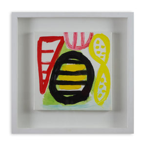 Iain Robertson - Magic Shapes (Framed)