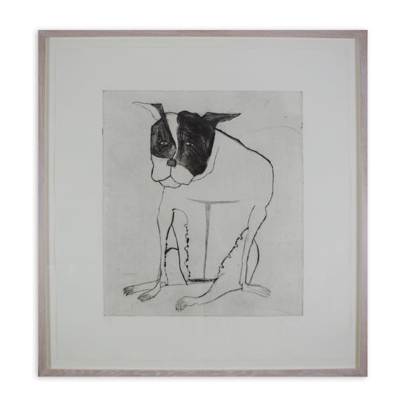 Kate Boxer - Rosie (Framed)