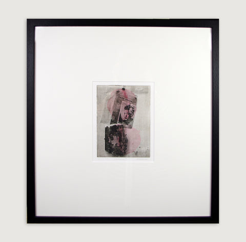 Lacuna 9 (Framed)