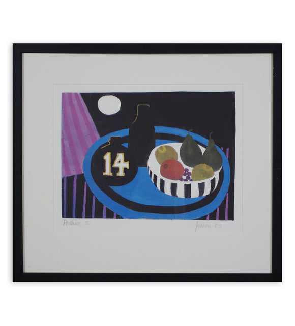 Mary Fedden - Fourteen (Framed)