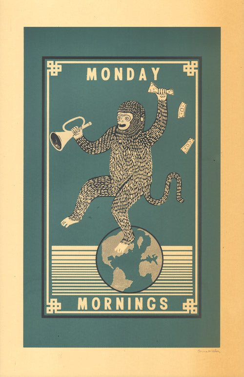 Arna Miller - Monday Mornings