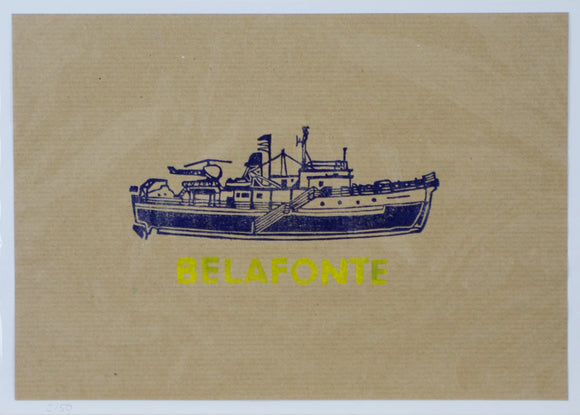 RattyCatCat - Belafonte (The Life Aquatic)