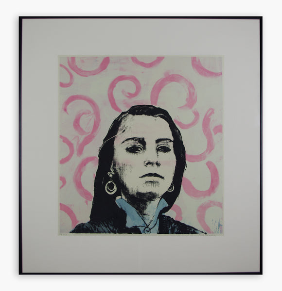 Renee Spierdijk - Strong Gaze Roma Girl