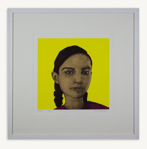Renee Spierdijk - Mexican Girl (Yellow)