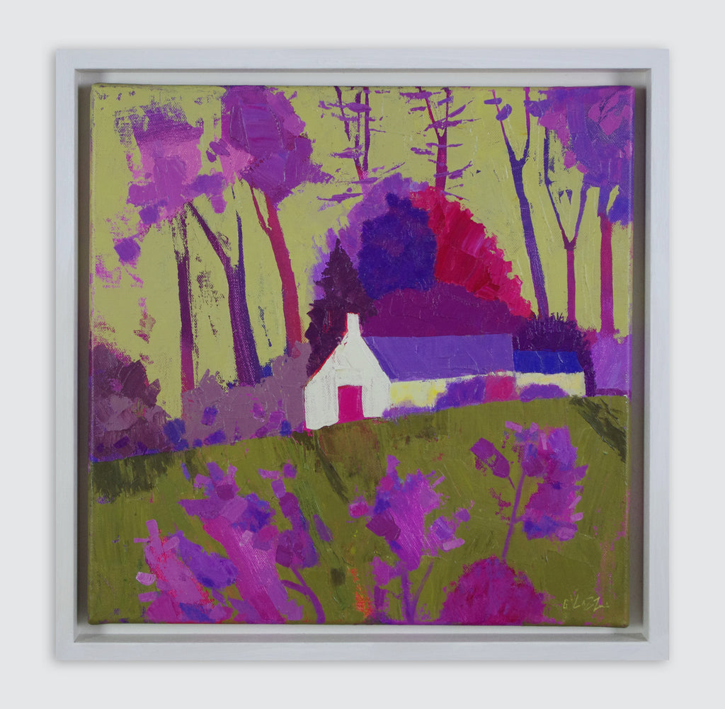 Guiliana Lazzerini - Summer Cottage (Framed)