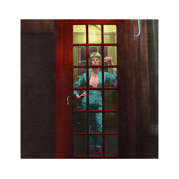 Terry Pastor - Ziggy (Red Phone Box)