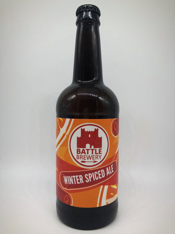 Winter Spiced Ale 500ml - 4.2%